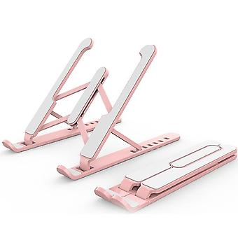 Portable Laptop Stand With Foldable Support Base Holder For Laptop And Tablet