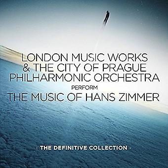 London Music Works - Music of Hans Zimmer:Definitive Collection [CD] USA import
