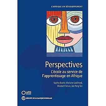 Perspectives (Frans): L'ecole au service de l'apprentissage en Afrique (Africa Development Forum)