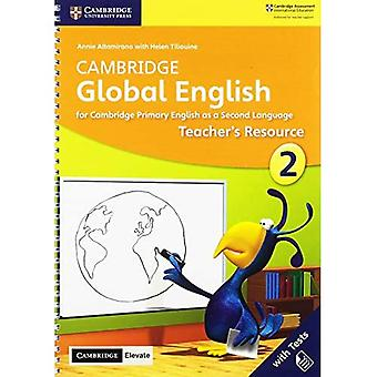 Cambridge Global English: Cambridge Global English Stage 2 Teacher's Resource with Cambridge Elevate: for� Cambridge Primary English as a Second Language