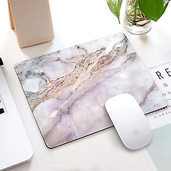 Marble Office Desk Mat Tarvikkeet Koulutarvikkeiden järjestäjä Korkealaatuinen Hiiri