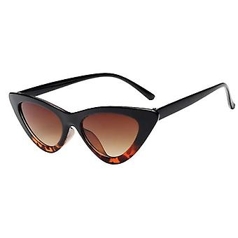 Women Fashion Cat Eye Shades, Driver Goggles, Integrated Uv Candy Colored