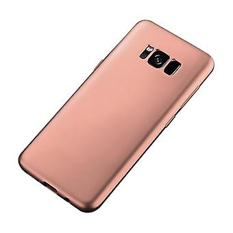 Ultra Thin Soft Smartphone Cover 2 in 1 360 Degree Protective Case for Samsung Galaxy S8 / S8 Plus