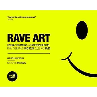 Rave Art Flyers invitations and membership cards