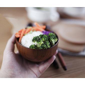 Holz Reis Miso Suppenschüssel