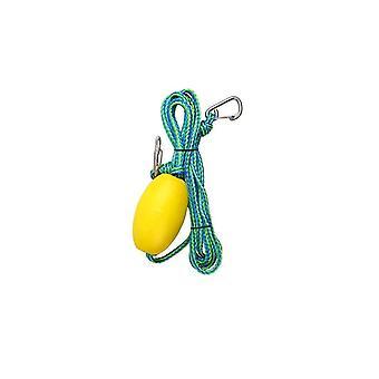 Línea de muelle de bolsas secas para kayak
