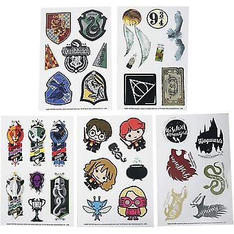 Harry Potter Artefacts Stickers (Pack of 34)