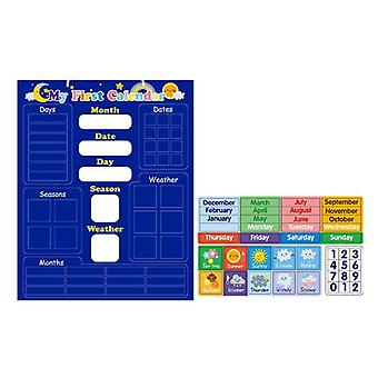 Weerkalender Magnetic Board - Whole Brain Development Creative Toy