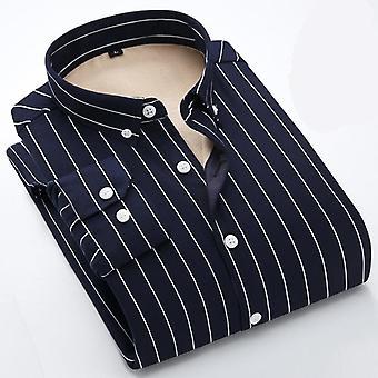 قمصان عارضة طويلة الأكمام