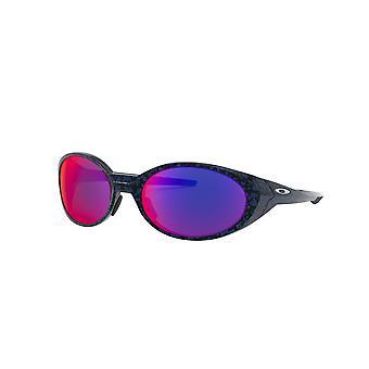 Oakley Eyejacket Redux OO9438 02 Planet X/Red Iridium Sunglasses