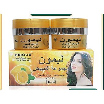 Feique Lemon Skin Lightening Day And Night Cream
