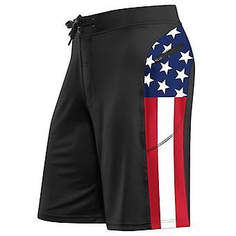 Mens Summer Fitness Shorts