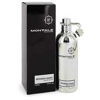 Montale Patchouli Leaves By Montale Eau De Parfum Spray 3.4 Oz (women) V728-545622