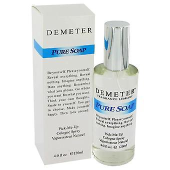 Demeter puur zeep Cologne Spray door Demeter 4 oz Cologne Spray