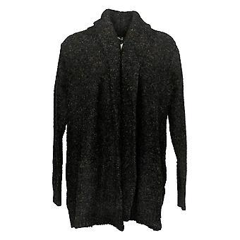 Buffalo Women's Sweater David Bitton Cardigan Black