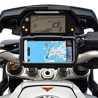 Huawei vedenpitävä kova kova moottoripyörä ohjaustanko mount kit