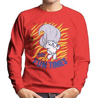 "Trolls Mr Fun Times Hombres""."