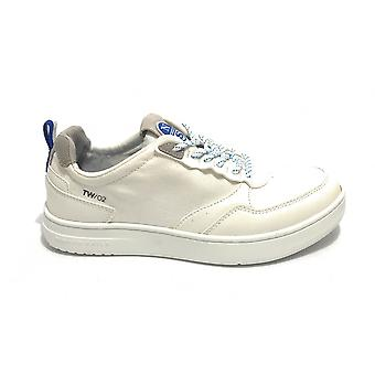 Shoes North Sails Sneaker Tw/01 Crew Leather/ White Fabric Us21ns01