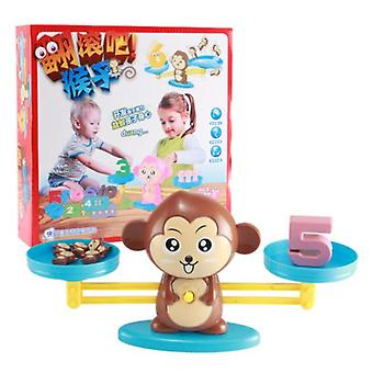 Number Addition And Subtraction Balance Game Kid's Gift