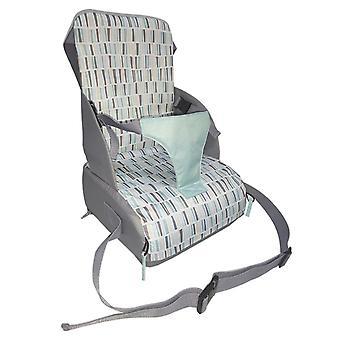Přenosné seřiditelné sedátkové sedadlo se zvýšenou židlí
