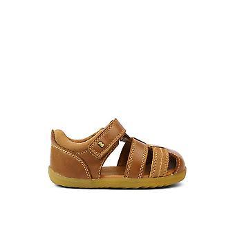 BOBUX Caramel Su Roam Closed Toe Closed Heal Sandal