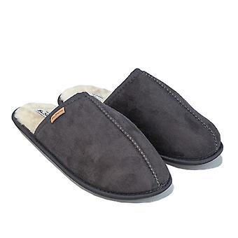 """Hombres"""", Ben Sherman Country Club Mule Zapatillas en gris"""