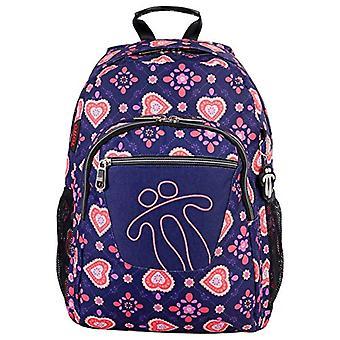 Totto Mochila Acuareles Casual Backpack 40 centimeters 25 Multicolor (Multicolor)(6)