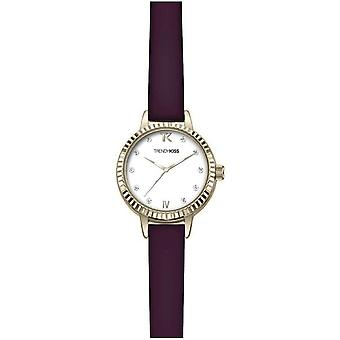 Trendy Kiss - Wristwatch - Women - Constance - TG10135-01