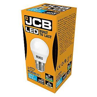 JCB LED  Energy Saving Golf Light Bulb Warm White, Pack of 1