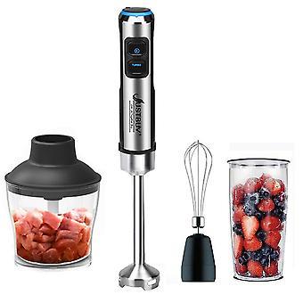 Electric Stick Hand Blender, Mixer, Hand Immersion, Egg Whisk, Juicer Meat