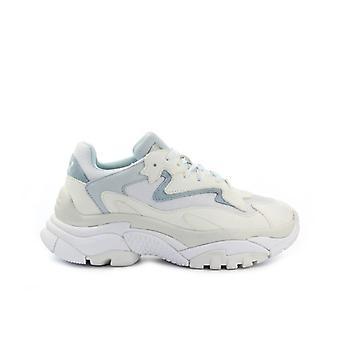 الرماد مدمن أبيض ضوء الأزرق حذاء رياضي