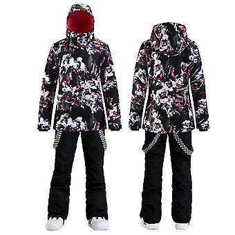 Winter Ski Suit. Windproof, Waterproof, Coat