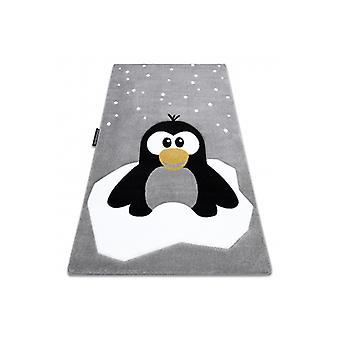 Rug PETIT PENGUIN SNOW grey