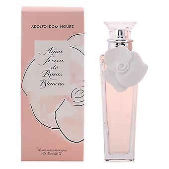 Parfym Agua Fresca Rosas Blancas Adolfo Dominguez EDT (120 ml)