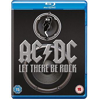 AC / DC Låt det finnas rock blu-ray