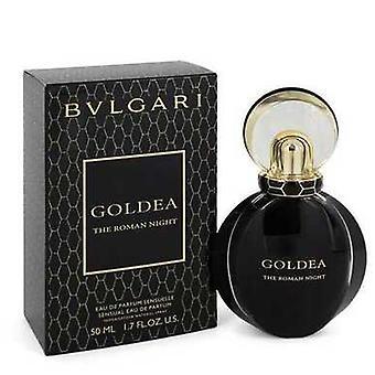 Bvlgari Goldea The Roman Night By Bvlgari Eau De Parfum Spray 1.7 Oz (naiset) V728-547886