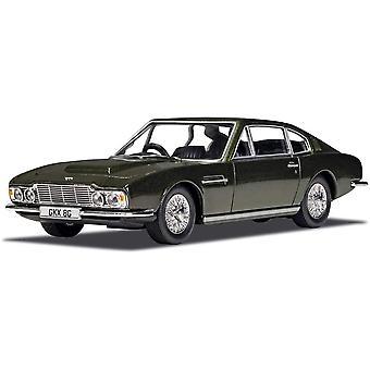 """Corgi James Bond Aston Martin DBS """"Hennes Majestäts hemliga tjänst"""" Diecast Modell"""