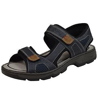 Chaussures Rieker 2615615 universelles pour hommes d'été
