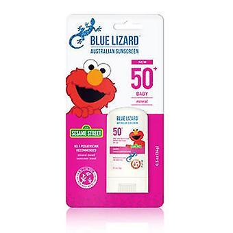 Blue Lizard Baby Sunscreen Stick SPF 50+, 0.5 Oz