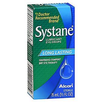 Systane Systane Lubricant Eye Drops, 15 ml