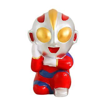 Ultraman Piggy Bank Shock-resistant Money Box