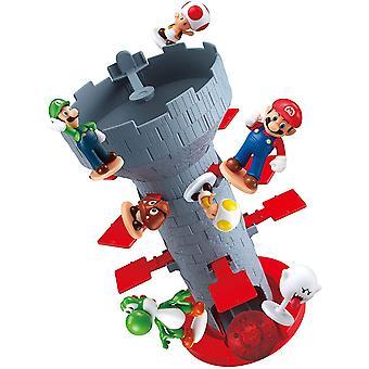 Nintendo Super Mario Blow Up! Shaky Tower Familje Och Party Spel
