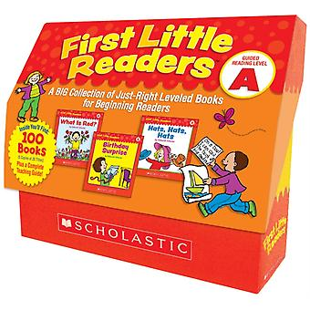 First Little Readers Guided Reading Level A Classroom Set by Deborah Schecter