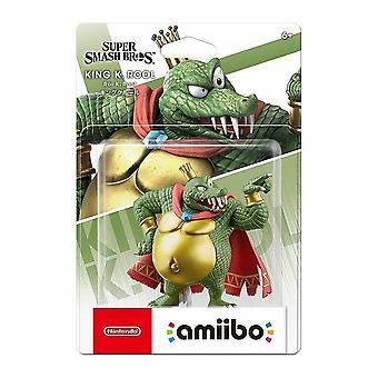 [Begrenztes Angebot]  Amiibo KING K.ROOL von Super Smash Bros SSB Japan NEU