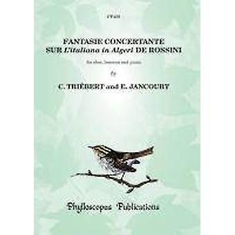 Triebert: Fantaisie Concertante OBOE, BASSOON & PIANO