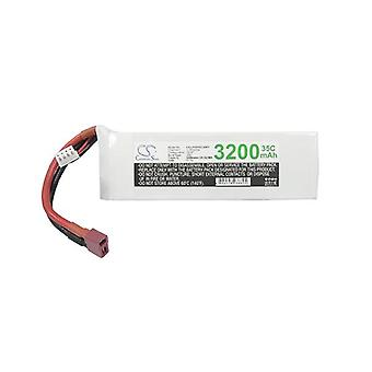 Cameron Sino Lp3203C35Rt Battery Replacement For Rc