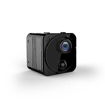 Mini Security Camera WiFi Connection Real Nanny Camera High Definition 1080P, With Creative Night