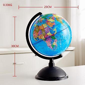 Maapallon maantiede Lasten koulutus