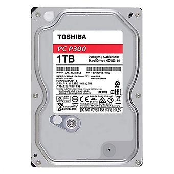 Hard Drive Toshiba HDWD110UZSVA 1 TB HDD