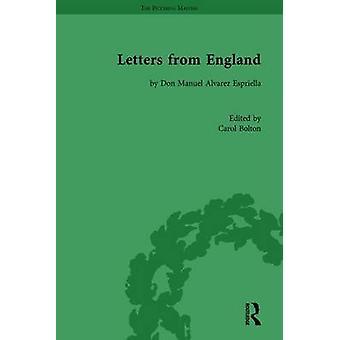 Lettres d'Angleterre de Don Manuel Alvarez Espriella The Pickering Masters